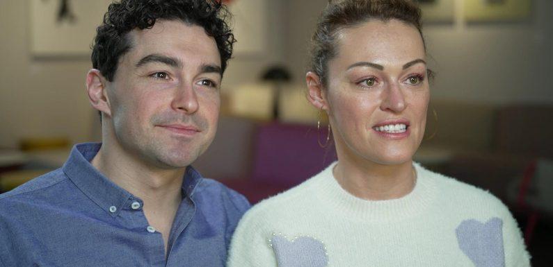 Let's Dance 2021: So haben sich Andrzej Cibis und Vica Kleinfelder-Cibis kennengelernt!