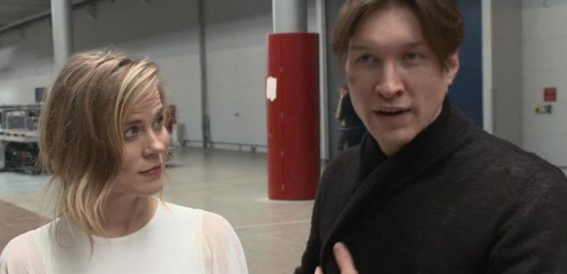 Let's Dance 2021: Tanzen mit 3 ½ Beinen: So haben Ilse DeLange und Evgeny Vinokurov trainiert