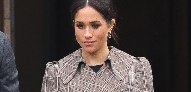 Meghan schrieb Trauerkarte für Prinz Philip