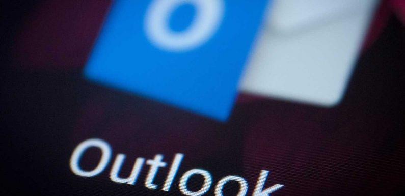 Microsoft Outlook: Warnung vor Datenklau durch Phishing-Mails