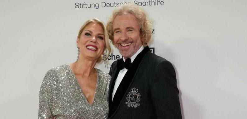 Mit Karina Mroß geht für Thomas Gottschalk ein Traum in Erfüllung