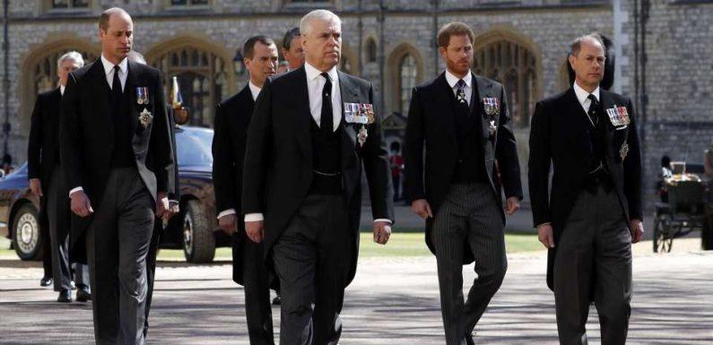 Nach Sexskandal: Prinz Andrews erster öffentlicher Auftritt