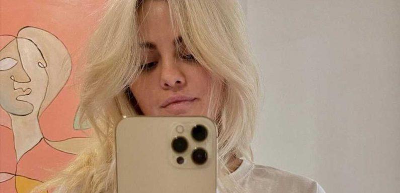 Neuer Look: Sängerin Selena Gomez hat jetzt blonde Haare