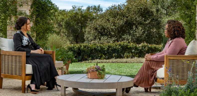 """Oprah Winfrey über Royal-Interview: """"Ich hatte keine Ahnung"""""""