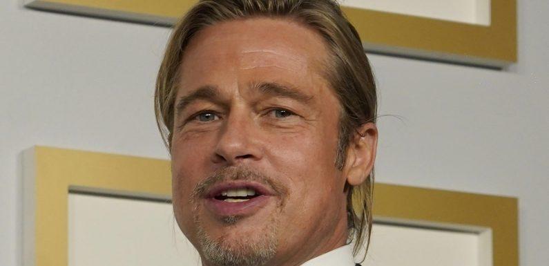 Oscars 2021: Brad Pitt zeigt seinen sexy Pferdeschwanz-Look