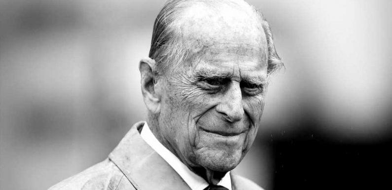 Philips Beisetzung: Das gab es in der UK-Geschichte noch nie