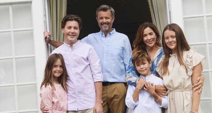 Prinz Frederik und Prinzessin Mary beziehen ihr Sommer-Domizil