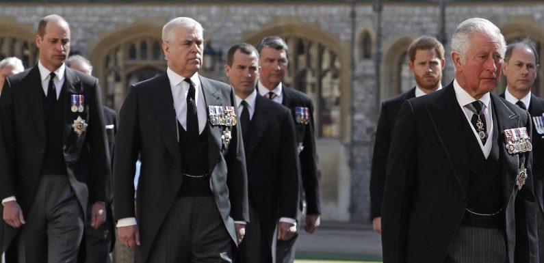 Prinz Harry: Zwei Stunden Krisensitzung mit der Royal Family nach Prinz Philips Trauer