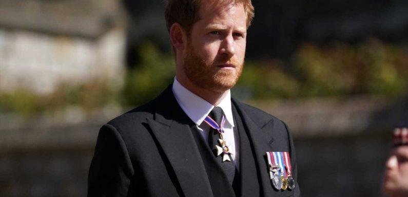 Prinz Harry abgeblitzt! Diese Tanten zeigten ihm bei Philips Beerdigung die kalte Schulter