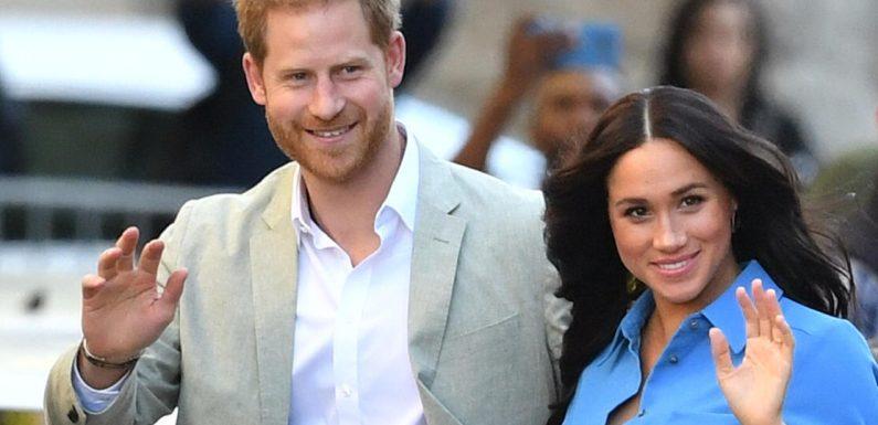 Prinz Harry & Herzogin Meghan gratulieren Prinz William & Kate zum 10. Hochzeitstag