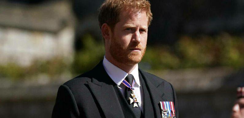 Prinz Harry soll 'persönlichen Brief' an Charles geschrieben haben