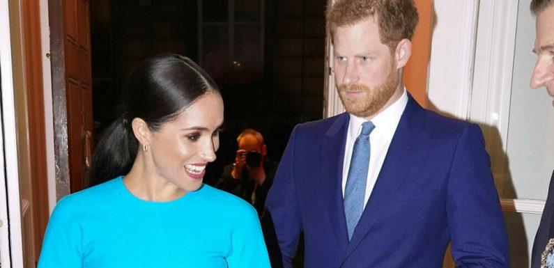 Prinz Harry und Herzogin Meghan werden immer unbeliebter