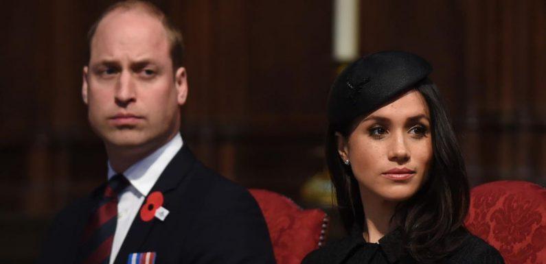 Prinz William: Kann er Herzogin Meghan je verzeihen?