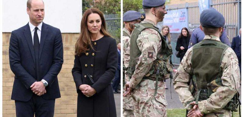 Prinz William & Herzogin Kate: Erster Auftritt nach Trauerfeier von Prinz Philip