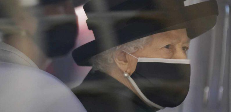 Queen Elizabeth: Palast veröffentlicht Foto zum 95. Geburtstag, auf dem sie lächelt