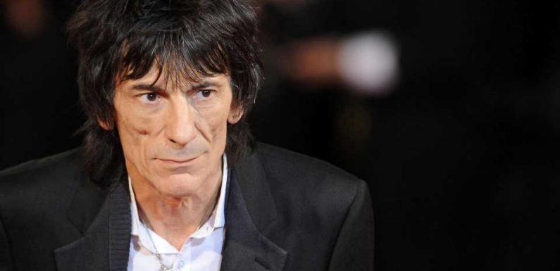 Rolling-Stones-Star Ron Wood erneut an Krebs erkrankt
