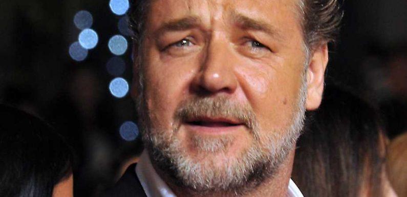 """Russell Crowe: Der """"Gladiator"""" trägt jetzt ein imposantes Wohlfühlbäuchlein"""