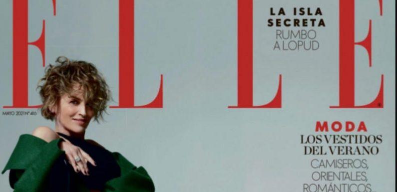 Sharon Stone: Leben verlief nicht nach Plan
