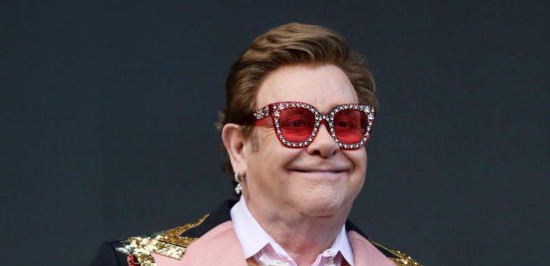 Sir Elton John veranstaltet eine virtuelle Oscar-Party für seine Fans