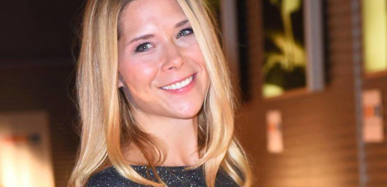 Tanja Szewczenko im Krankenhaus: Fruchtblase geplatzt