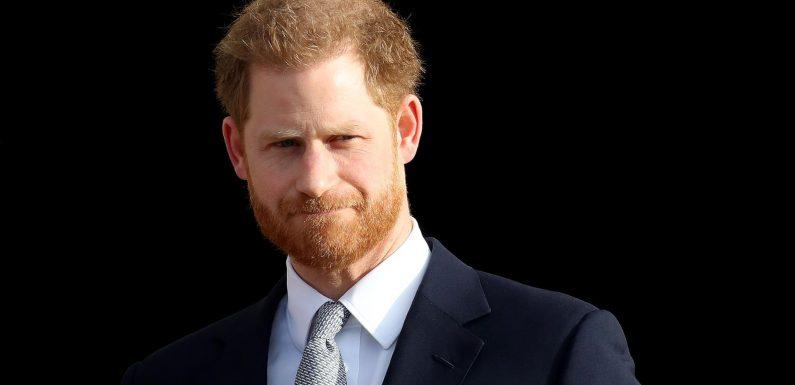 UK-Besuch: Prinz Harry sah George, Charlotte und Louis nicht