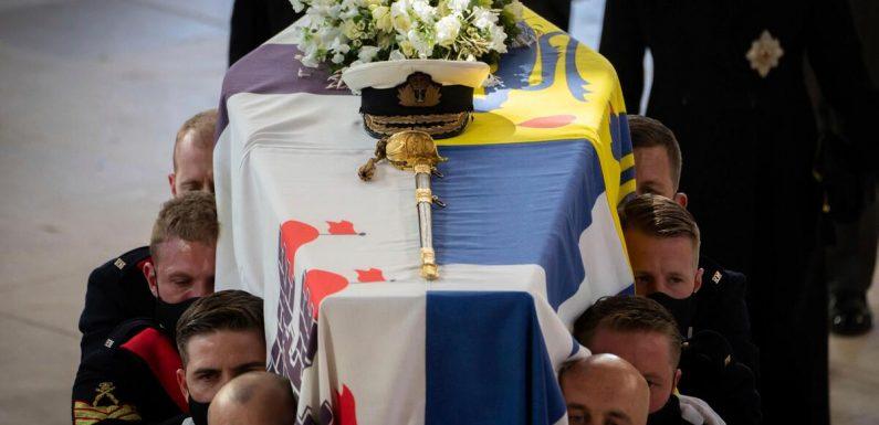 Viele Tränen, aber auch eine große Vereinigung: Die Trauerfeier von Prinz Philip