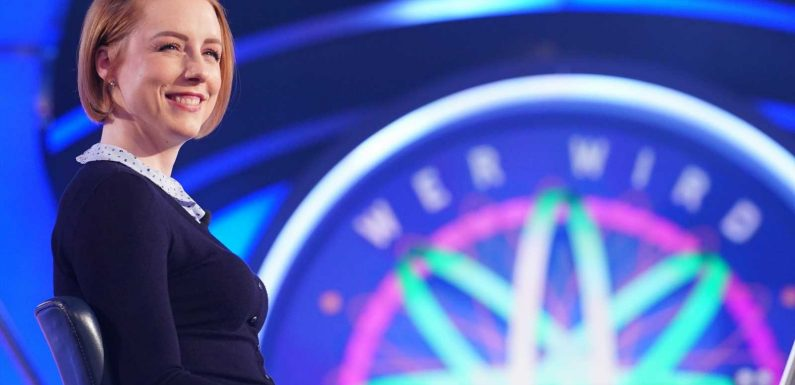 Wer wird Millionär?: Kriegt Kandidatin Sylvia Rakel ihre Aufregung jetzt in den Griff?