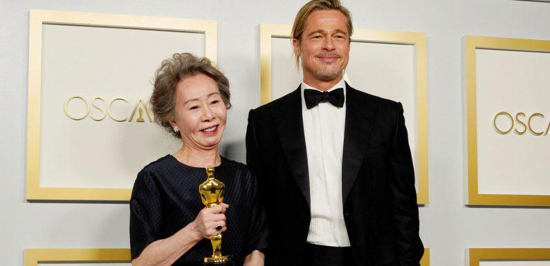 Yuh-Jung Youn verhöhnt den Hollywoodstar auf der Oscar-Bühne