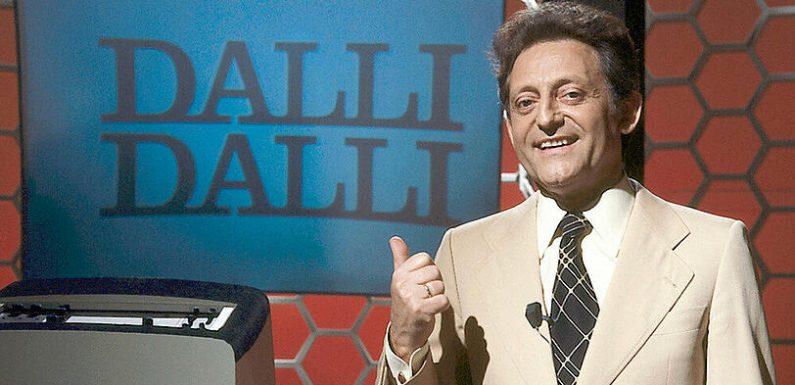 Erste 'Dalli Dalli'-Folge wird vor ZDF-Jubiläumsshow wiederholt