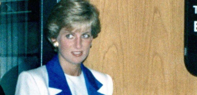 Prinzessin Dianas altes Fahrrad wird versteigert