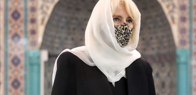 So sieht man Herzogin Camilla selten