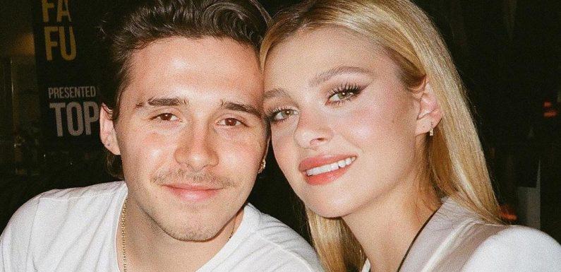 """Brooklyn Beckham fotografiert seine Verlobte Nicola Peltz für die deutsche """"Vogue"""""""