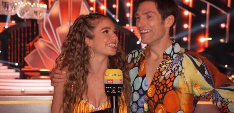 Let's Dance 2021: RTL-Moderatorin Lola Weippert greift vor Nervosität zum Kuchen