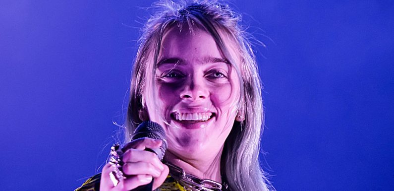 Blondschopf versteckt: Billie Eilish trug wochenlang Perücke