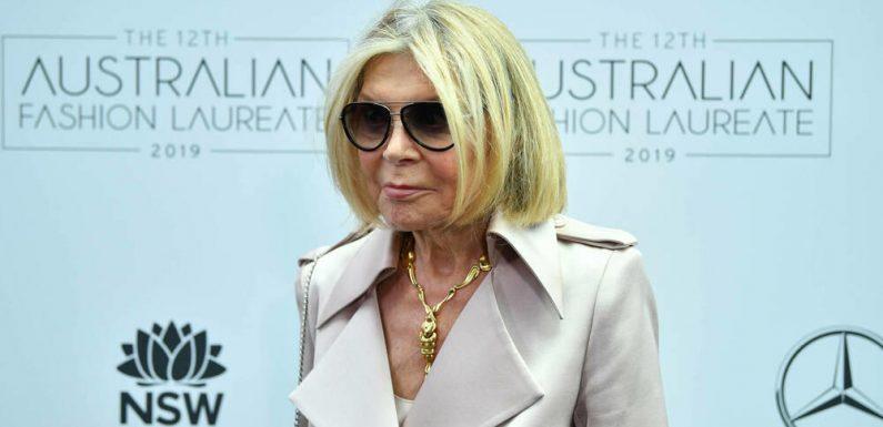 Australische Designerin Carla Zampatti mit 78 Jahren verstorben