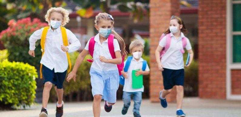 """Warum die Corona-Pandemie für Kleinkinder eine """"normale"""" Zeit ist"""