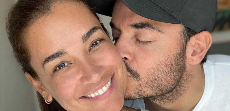 """""""Mit dir. Für immer"""": Jana Ina teilt Paar-Pics mit Giovanni"""