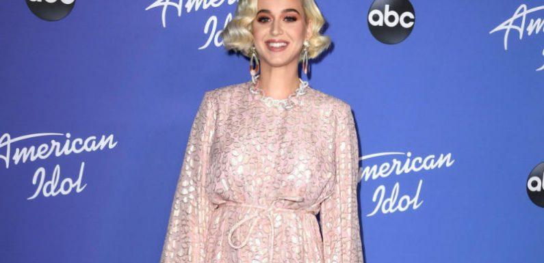 Katy Perry: Sie pfeift aufs Beine rasieren!