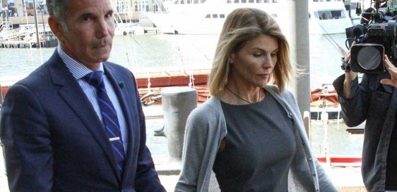 Nun doch: Lori Loughlins Mann vorzeitig aus Knast entlassen