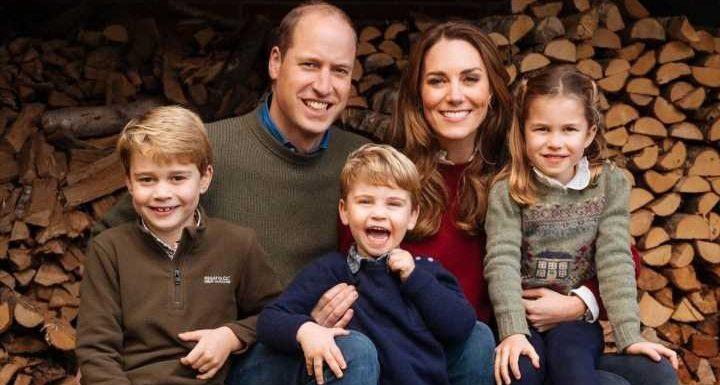 Queen Elizabeth: Süßes Geschenk von Prinz Williams Kindern