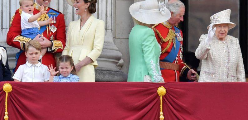 So feiern die Kinder von William und Kate Ostern