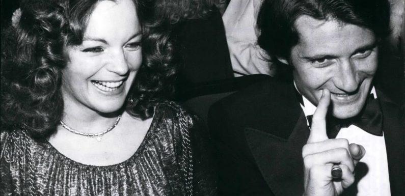 Romy Schneider und die Männer: Mit ihnen war sie zusammen