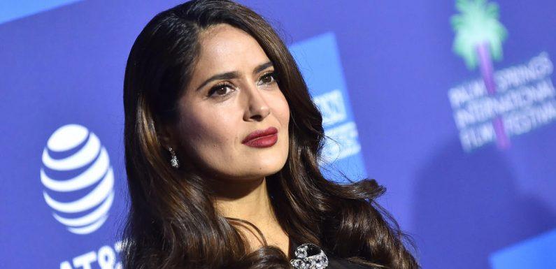 """Salma Hayek wird Teil des hochkarätigen Casts von """"House of Gucci"""""""