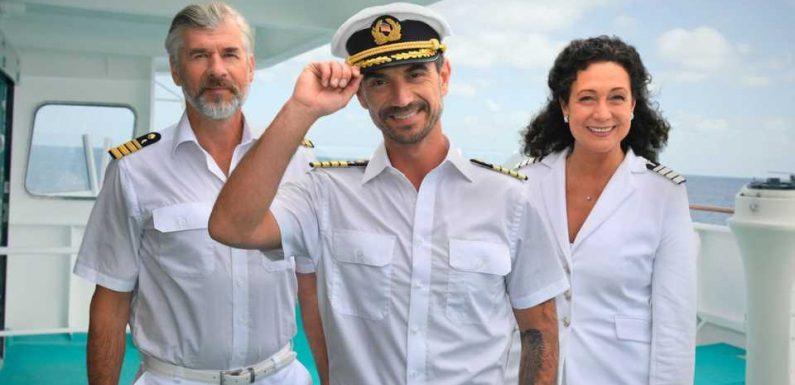 Möchte Florian Silbereisen auf dem Traumschiff nicht küssen?