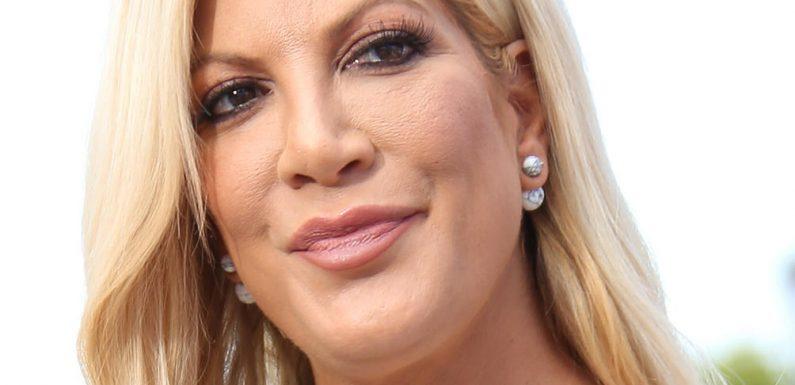 """Zum 6. Mal schwanger? """"Beverly Hills 90210""""-Star Tori Spelling macht eine klare Ansage"""