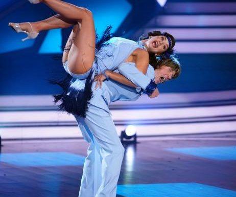 """Let's Dance"": Schock-Moment! Unfall auf dem Tanzparkett"