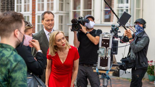 """""""Rote Rosen"""": Dreharbeiten laufen wieder an"""
