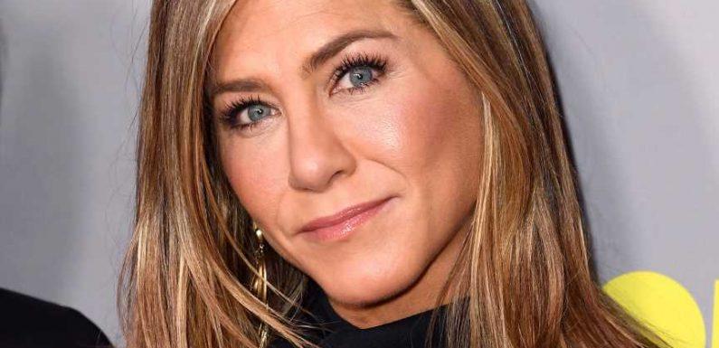 """""""Friends""""-Reunion: Jennifer Aniston schwärmt von ihrem Ex-Mann Brad Pitt"""