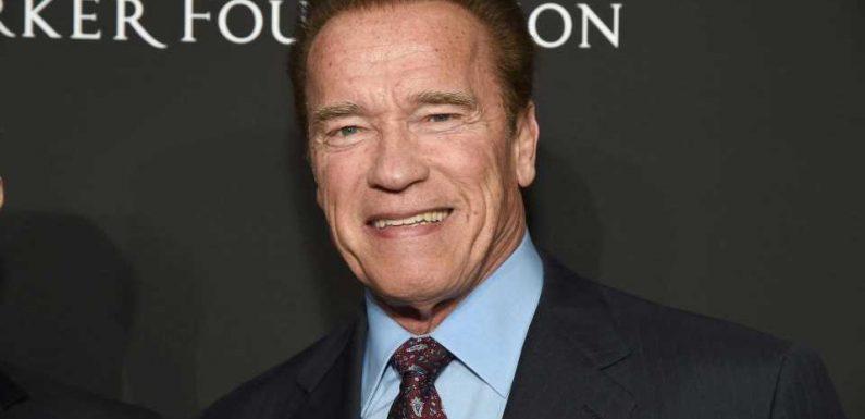 """Arnold Schwarzenegger: """"Altwerden ist scheiße"""""""