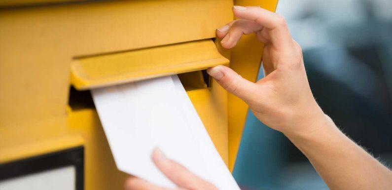 Bargeld nicht im Brief verschicken: Deutsche Post äußert sich auf Facebook